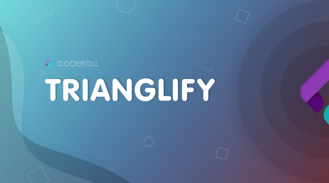 Trianglify - генератор геометрических фонов